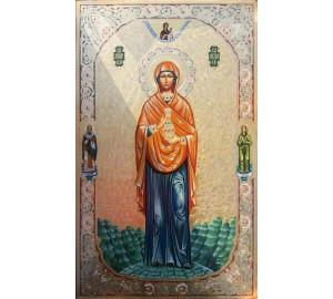 Соломия (Саломия) - красивая писаная икона (гр-67)