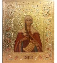 Свята Татіана (Тетяна) - красива ікона писана (Дм-24)