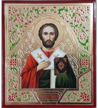 Святой апостол Тимофей - писаная икона (ВЧ-19)