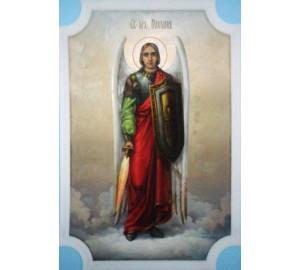 Святой Архангел Михаил - Чудесная Писаная Икона (сч-06)