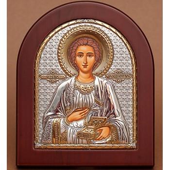 Святий цілитель Пантелеймон - покровитель лікарів, моряків і військових (GOLD)