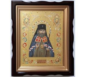 Святой Иоанн Шанхайский и Сан-Францисский - писаная икона (ВЧ-16)