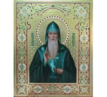 Святой князь Олег Брянский - именная икона (Дм-01)