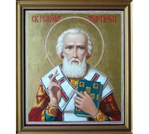 Святий Миколай Чудотворець - Ікона Писана (il-8)