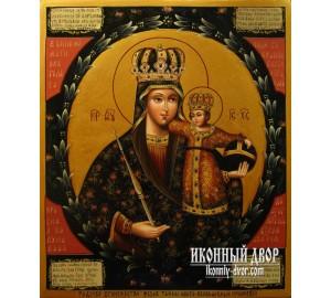 Трубчевська ікона Божої Матері - ікона писана (гр-43)