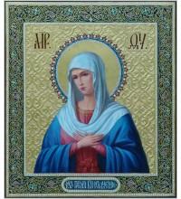 Умиление - икона Пресвятой Богородицы - Непревзойденная писаная икона (ир-11)