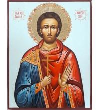 Валерий Мелитинский - писаная икона (ВЧ-12)