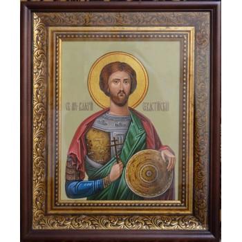 Валерій Севастійський - Ікона Писана, кіот (сч-11)