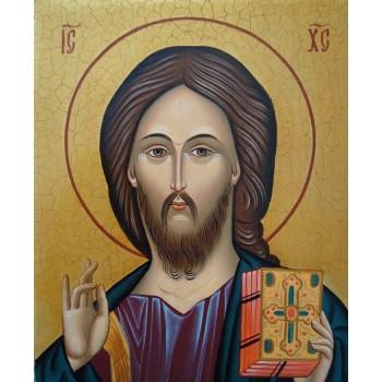 Чудова ікона писана Спаситель (Гр-16)