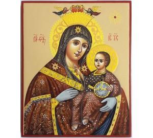 Вифлеемская икона Божией Матери - писаная икона (ВЧ-14)