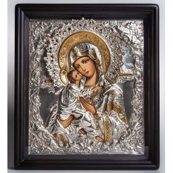 Владимирская икона Божьей Матери - Писаная икона (хм-34)