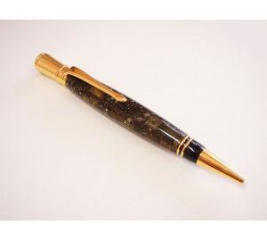 Ручка из янтаря (rb-0010)