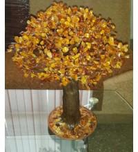 Янтарное Дерево Бонсай (rb-0002)