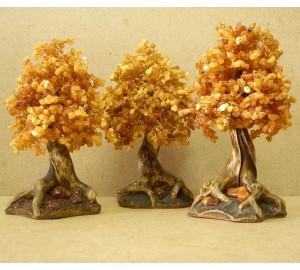 Янтарное дерево (rb-0001)