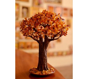 Янтарное Дерево счастья (rb-0004)
