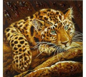 Картина из натурального янтаря (rb-30)