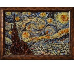 Картина из янтаря (rb-26)