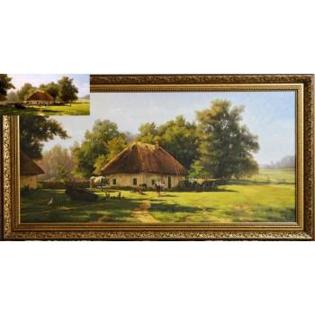 Картина в украинском стиле (сч-37)