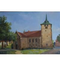 Картина Зарштедт. Церква Св. Миколая (сч-29)