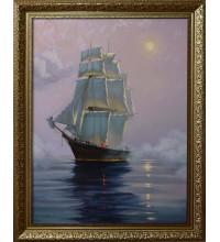 Море - копія картини художника James Brereton (чк-02)