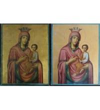 Реставрация иконы (чр-05)