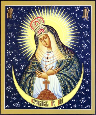 Остробрамские иконы Божией Матери